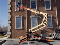 Where to rent BUCKET LIFT, 42  TOWABLE, JLG in Cleveland OH
