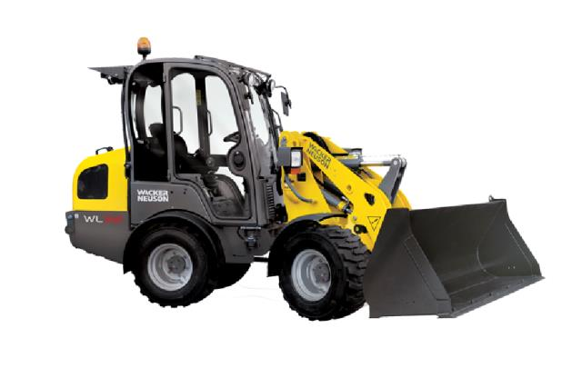 Where to find ARTICULATED WHEEL LOADER, ENCLOSED in Cleveland