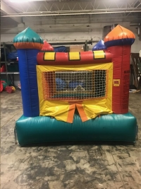 Used Equipment Sales MINI CASTLE BOUNCE HOUSE in Cleveland OH