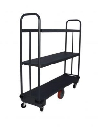 Where to rent CART, 16X60 FLAT, W SHELVES in Cleveland OH