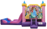 Where to rent DISNEY PRINCESS BOUNCE HOUSE SLIDE COMBO in Cleveland OH