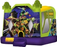 Where to rent TEEN MUTANT NINJA TURTLES BOUNCE COMBO in Cleveland OH