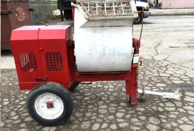 Where to find MORTAR MIXER, 9CF, GAS, TOWABLE in Cleveland