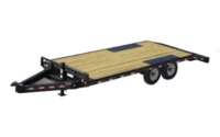 Rental store for TRAILER, DECKOVER, 2 AXLE 10,000  GVWR in Cleveland OH