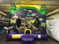 Used Equipment Sales TEEN MUTANT NINJA TURTLES BOUNCE COMBO in Cleveland OH
