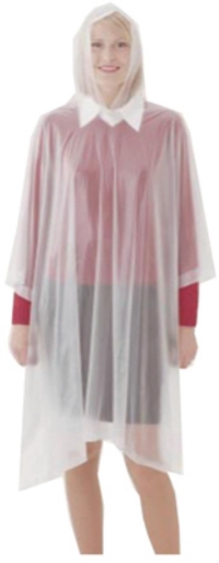 Where to rent 1SZ CLR PVC Poncho in Cleveland OH