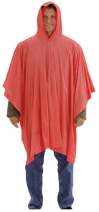 Where to rent 1SZ ORG PVC Poncho in Cleveland OH