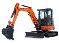 Where to rent EXCAVATOR 10  KUBOTA in Cleveland OH