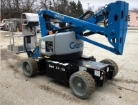 Used Equipment Sales ARTICULATING LIFT, 33  GENIE, Z33 18 in Cleveland OH