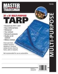 Where to rent MT 20x30 BLU Tarp Cover in Cleveland OH