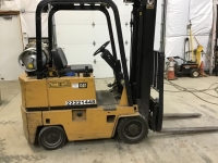 Used Equipment Sales FORKLIFT HARD TIRE in Cleveland OH