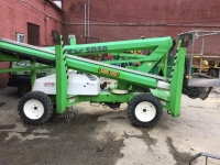 Used Equipment Sales ARTICULATING LIFT, 56  NIFTY, DIESEL in Cleveland OH