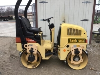 Used Equipment Sales PAVING ROLLER, 3000 , VIBRATORY in Cleveland OH