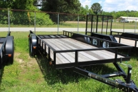 Rental store for TRAILER, 6X19, NO RAMP, 6  SIDES in Cleveland OH