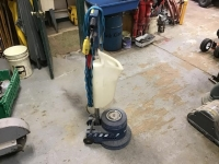 Used Equipment Sales RUG SCRUBBER, 13 in Cleveland OH