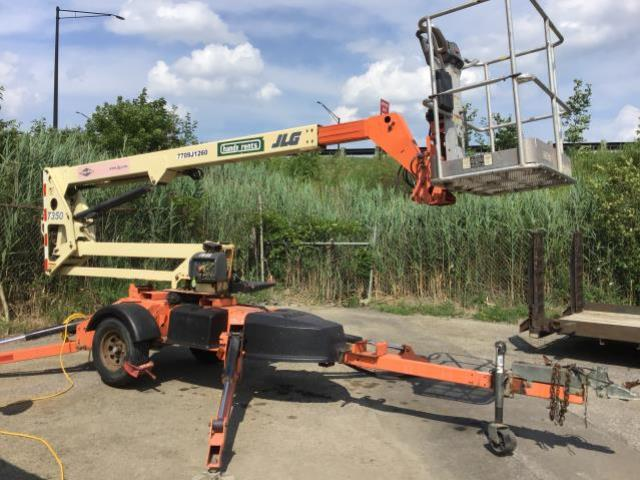 Where to find BUCKET LIFT, 42  TOWABLE, JLG in Cleveland