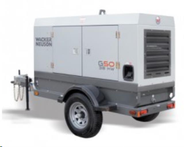 Where to find GENERATOR, 38 KW, TOWABLE, DIESEL in Cleveland
