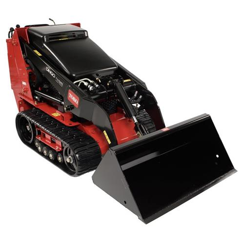 Rent MINI TRACK LOADERS